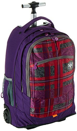 Chiemsee  Rucksack-Trolley WHEELY, CHECKY BARBERR, 5090005
