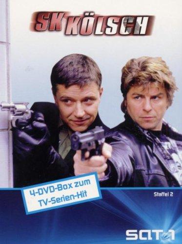 SK Kölsch - Staffel 2 (4 DVDs)