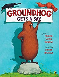 Groundhog Day picture books for kids
