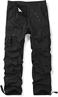 winter linen pants