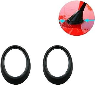 Sunwan 2 x Dachantennenfuß Gummi Dichtung Dichtungsring Tülle Ersatz Fix