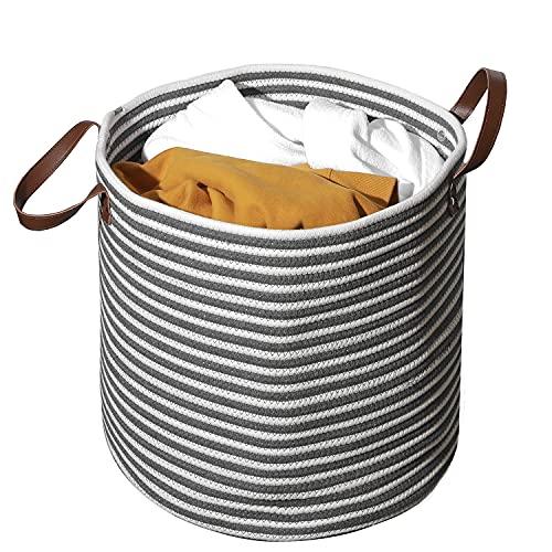 Cestas De Mimbre Grandes cestas de mimbre  Marca COVAODQ