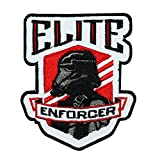 Disney Star Wars Death Trooper Elite Enforcer Patch Officially Licensed Iron On