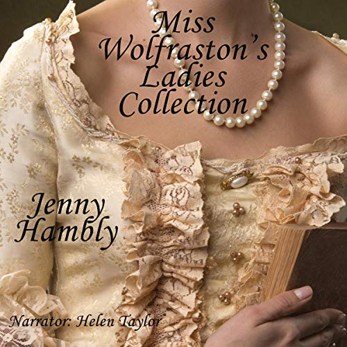 Miss Wolfraston's Ladies Collection cover art