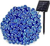 HLH Iluminación de la decoración La Secuencia Solar del Color de Fondo de la lámpara 8 Modos de Navidad a Prueba de Agua/Inicio/Jardín/Patio/Porche/árboles y/o decoración del Partido