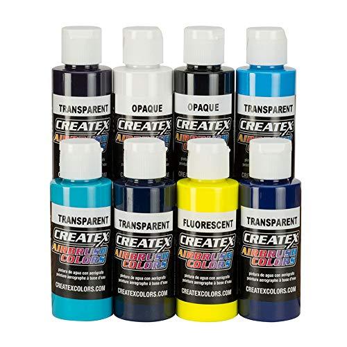 Createx Ken Lind - Cool Airbrush Colors Set