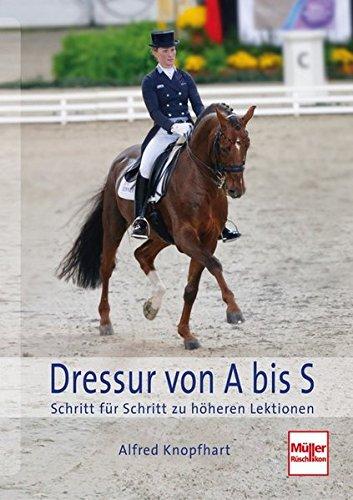 Dressur von A bis S: Schritt für Schritt zu höheren Lektionen: Mit dem rittigen Pferd zu höheren Lektionen