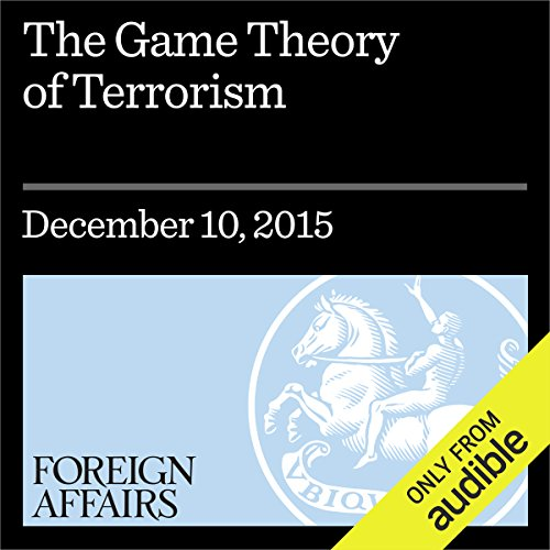 The Game Theory of Terrorism audiobook cover art