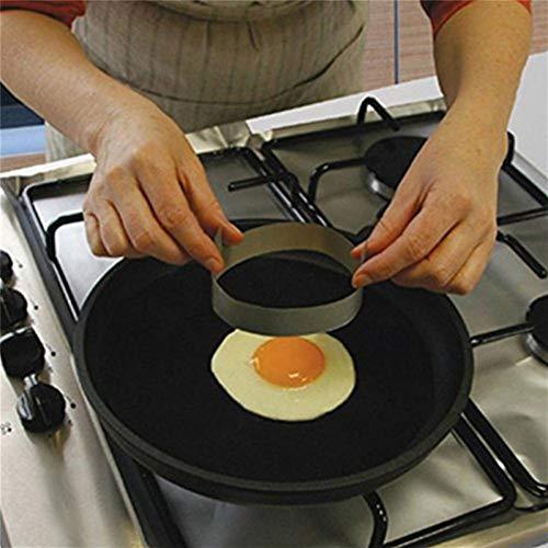 Preisvergleich Produktbild LYTEDB Runde Antihaft Grillmatte Teflon Grill Fleischmatte Hochtemperatur Hitzebeständige Pad Wiederverwendbare BBQ Werkzeug