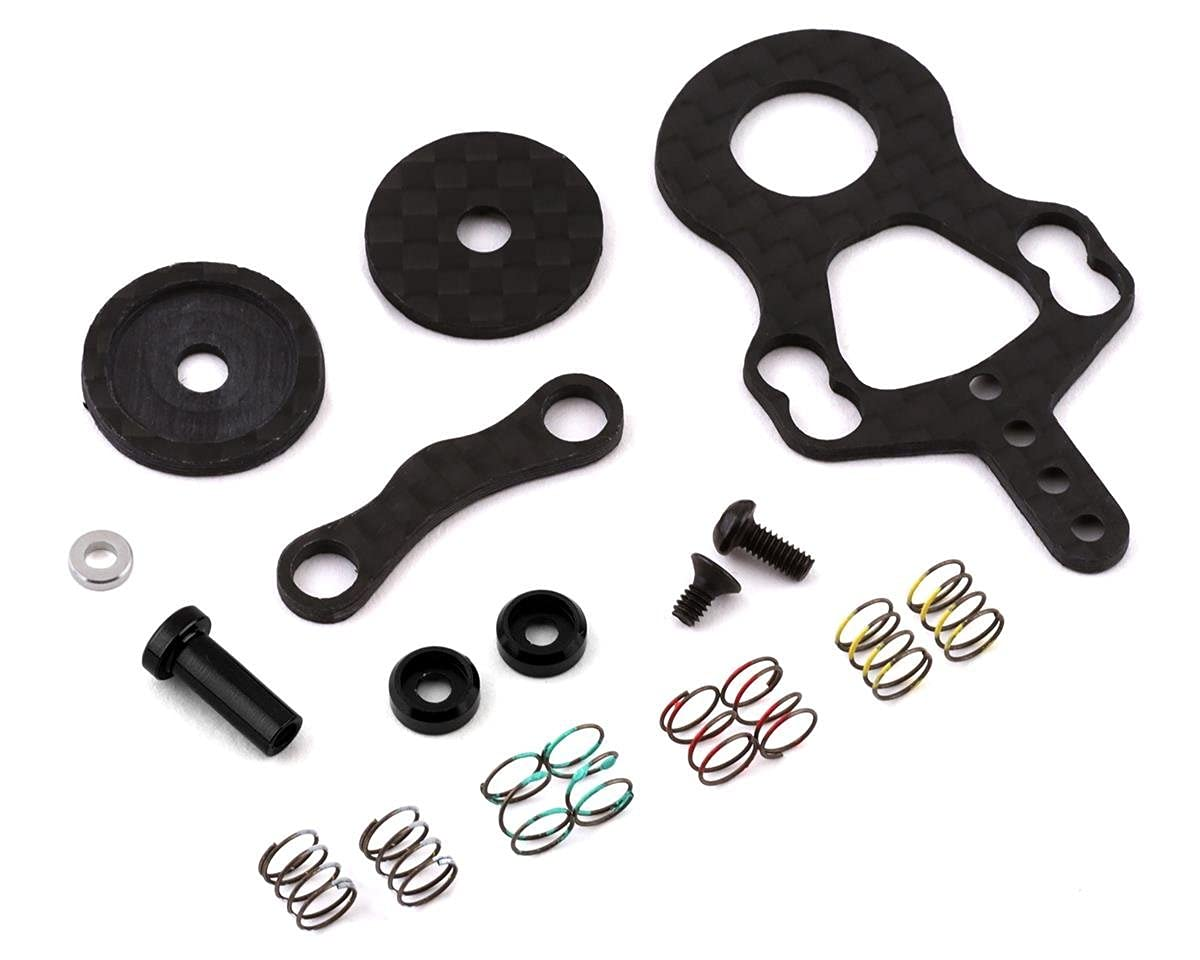 Recommended NX-148 NEXXX Racing MR02 03 Disk Damper Carbon ! Super beauty product restock quality top! Multilength Set