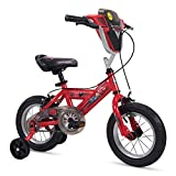 Huffy 16' Disney/Pixar Cars Boys Bike with Lights and Sounds Shield, Red