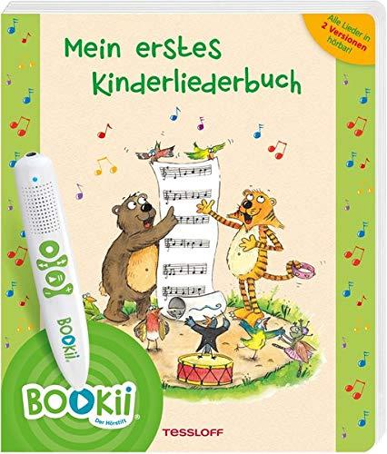 BOOKii® Mein erstes Kinderliederbuch: Für Kinder ab 3 Jahren (BOOKii / Antippen, Spielen, Lernen)