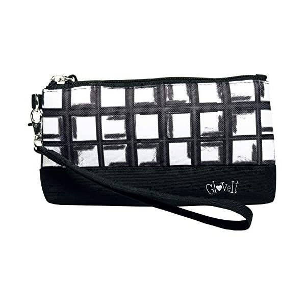 Women's Wristlet Wallet – Glove It – Zipper Wristlets for Women...