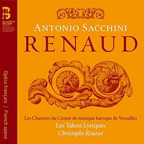 Les Chantres du Centre de Musique baroque de Versailles, Les Talens Lyriques & Orchestre symphonique Saint-Étienne Loire