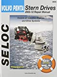 Volvo Penta Stern Drives 2003-2012: Gasoline Engines & Drive Systems (Seloc Marine Manuals)
