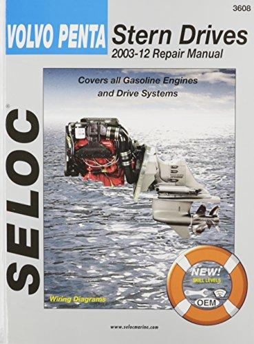 Volvo/Penta Stern Drives 2003-2012 (Seloc Marine Manuals)