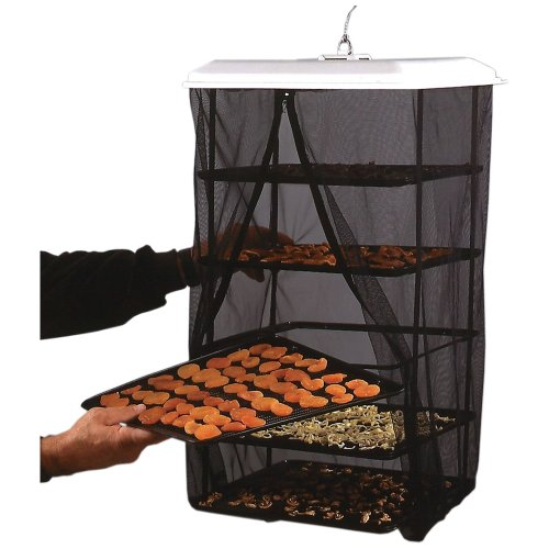 Buy Bargain Food Pantrie Solar Food Dehydrator - Hanging Dehydration System - Non-Electric.