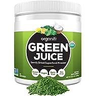 Organifi: Green Juice-Organic Superfood Powder - Vegan Greens with Ashwagandha