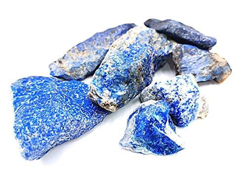 TENET pietra grezza naturale per cristalloterapia meditazione reiki (LAPISLAZZULI GREZZO 4-5CM)