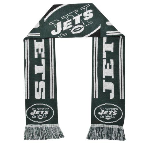 New York Jets 2011 Team Stripe Scarf