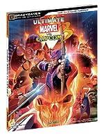 Ultimate Marvel vs. Capcom 3 Signature Series Guide de BradyGames