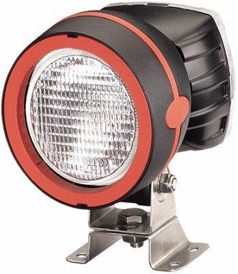 Hella 1GM 996 135-251 Arbeitsscheinwerfer - Mega Beam-Powerpack - Xenon - D1S (Gasentladungslampe) - 24V - Anbau - stehend - Bodenausleuchtung/Nahfeldausleuchtung - AMP