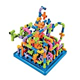 Fun Express Jumbo Pipe Connectors- 201 Pc - 201 Pieces - Educational and Learning Activities for Kids