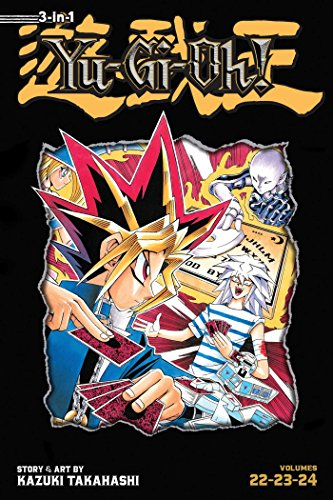 Yu-Gi-Oh! (3-in-1 Edition), Vol. 8: Includes Vols. 22, 23 & 24: Volume 8