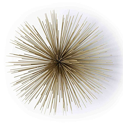 mojoo dänemark Stardust Dekoobjekt, 35x19cm goldfarben