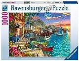 Ravensburger 1000 el. Greckie nabrzeĹze [Puzzle]