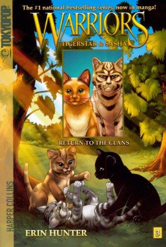 WARRIORS TIGERSTAR & SASHA #03 (Warriors Manga: Tigerstar & Sasha, Band 3)