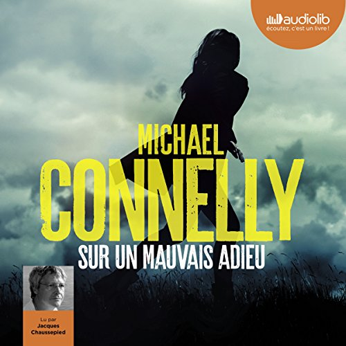 Sur un mauvais adieu audiobook cover art
