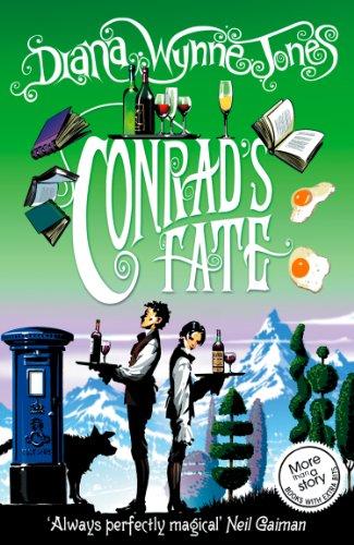 Conrad's Fate (The Chrestomanci Series, Book 6) (English Edition)