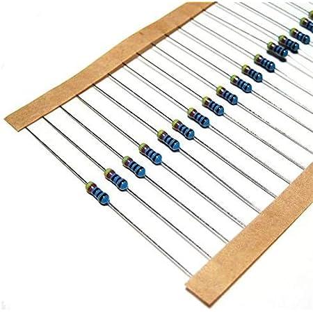 Widerstand 180 K Ohm 20 Stück Metallschicht 0 6w 1 Elektronik