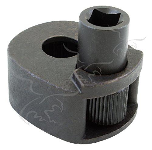 EXTRACTOR DE TUERCAS AXIALES DE 33 A 42 mm. Sin necesidad de desmontar el piñon