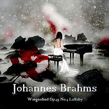 Wiegenlied, Op. 49 No.4 Lullaby