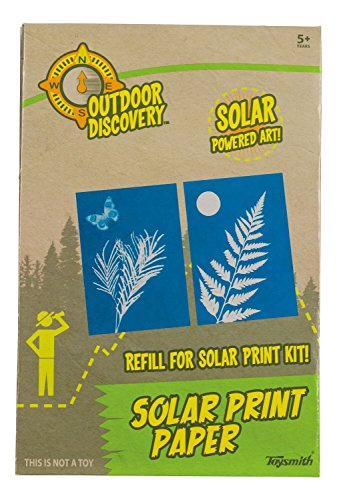 Toysmith Solaire Impression Papier Recharge Lot