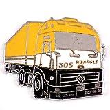 限定 レア ピンバッジ ルノー大型トラック車 ピンズ フランス