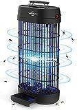VIFLYKOO Assassino Elettrico per Insetti, 22W 100㎡ UV Antizanzare Lampada Anti-elettrica Elettrica Antizanzare Uccide Efficacemente Le Zanzare