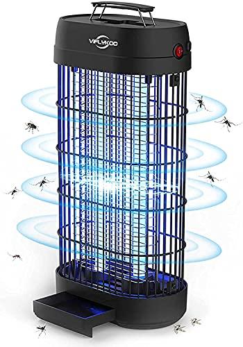 VIFLYKOO Lampe Anti-Moustique,22W UV Tue Mouches Destructeur