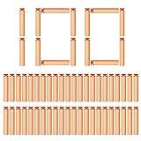 Tenwan Nerf Bullets, 100 unidades de 7,2 cm de EVA de repuesto de dardos de espuma para Nerf N-strike Elite Series pistolas de juguete de espuma dardos para juegos de objetivo, deportes al aire libre