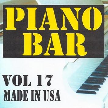 Piano bar volume 17 - made in usa