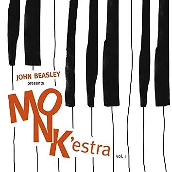 MONK'estra, Vol. 1
