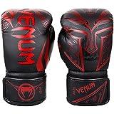 'Venum Gladiator 3.0–Black/Red–Coole Guantes de boxeo guantes de boxeo para cajas MMA Kickboxing Sparring Muay Thai Cajas Entrenamiento, color Negro , tamaño 14oz