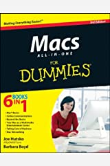 Macs All-in-One For Dummies Paperback