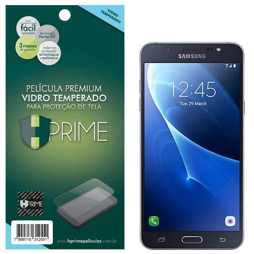 Pelicula de Vidro temperado 9h HPrime para Samsung Galaxy J7 2016 (Metal/J710), Hprime, Película Protetora de Tela para Celular, Transparente