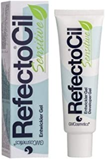 Refectocil Sensitive Developer 60ml Eyelash Lash Eyebrow Brow Oxidant Oxydant