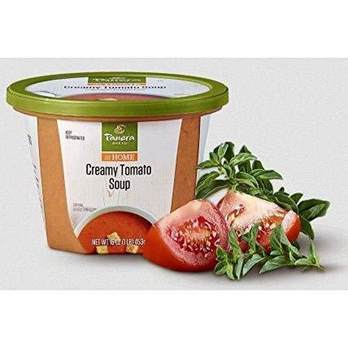 Panera Bread Creamy Tomato Soup, 16 Ounce -- 6 per case.