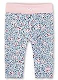 Sanetta Baby-Mädchen Fiftyseven Hose, Blau (Cornflower Blue 50316), 80 (Herstellergröße: 080)