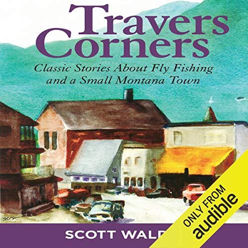 Travers Corners audiobook cover art